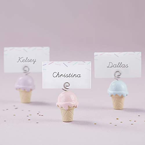Kate Aspen Set of 6 Ic Cream Place Card Holders - 6 Sets