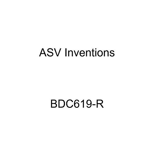 ASV Inventions (BDC619-R) C6 Cobra Red Front Brake Lever