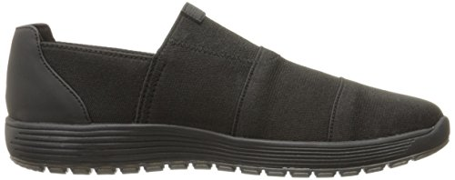 Skechers Mens Venick Saban Slip-on Mocassin Noir