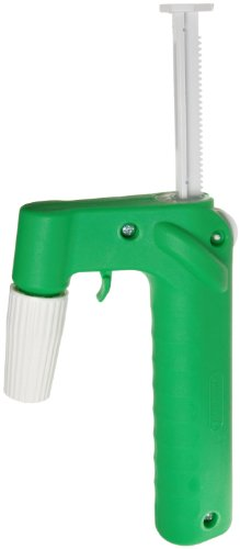 Bel-Art Fast Release Pipette Pump III 10ml Pipettor; Green (F37904-0010)