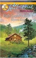 High Country Hearts (A Love Inspired Romance) (Larger Print) ebook