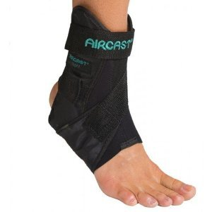 (Aircast Airsport Ankle Brace - Left Large)