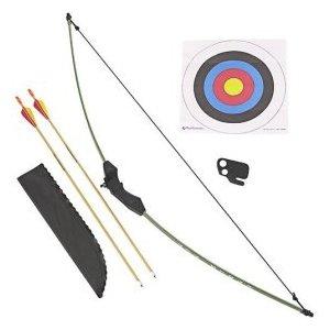 09dc904cb64 Amazon.com   Barnett Crossbows 1071 Lil  Sioux Jr. Recurve Archery ...