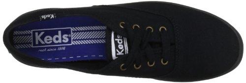 Keds Champion CVO - Zapatillas para mujer Negro (Noir (Noir / Noir))