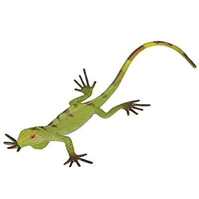 Rhode Island Novelty 5.5 Inch Assorted Plastic PVC Toy Lizards 24 Assorted Pieces: Toys & Games