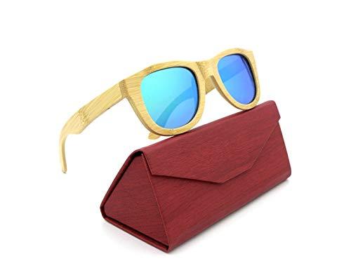 Vale SOPOUITRO Hombre Gafas y de de Rojo para Gafas Caso de Sol Duros 4qdHqgRw