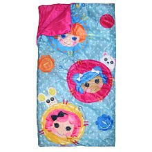 Lalaloopsy Sleeping Bag Three Friends Dolls Slumber Set by MGA Entertainment