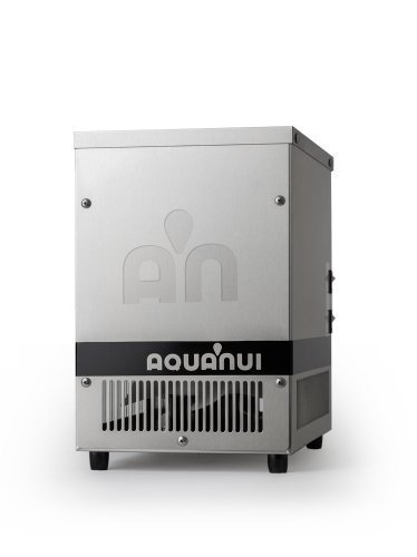 AquaNui Countertop Water Distiller, Stainless Steel, Made in USA by Pure Water