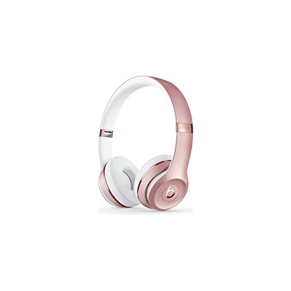 Beats Solo3 Wireless On-Ear-Headphones – Rose Gold (Rose Gold)
