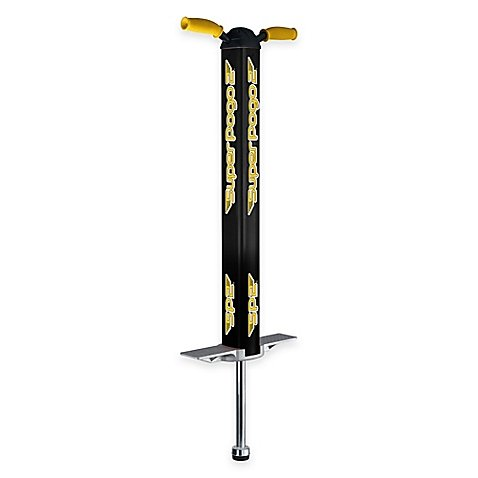 Flybar Super Pogo 2 in Yellow