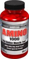 Myology Amino 1000 contains all three Branch Chained Amino Acids (BCAAs) 190-Caplets (Myology Bcaa)