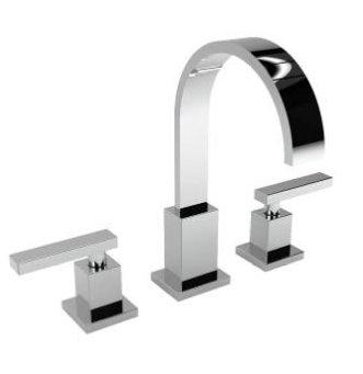 Newport Brass Secant Widespread Bathroom Faucet With Double - Newport brass bathroom faucets