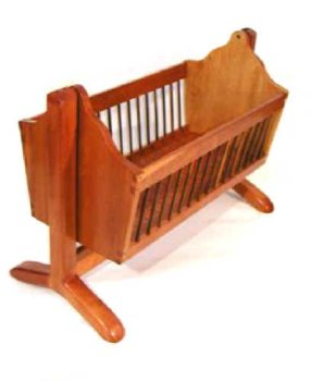Build-Your-Own Noah's Cradle Plan - American Furniture Design