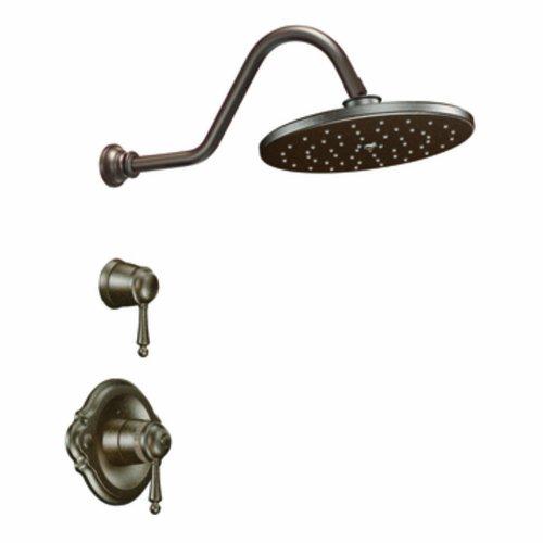 (Moen TS3112ORB Waterhill Exacttemp Shower Only Faucet, Oil Rubbed Bronze)