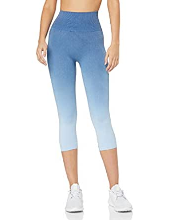 Lorna Jane Women Ombre Seamless 7/8 Tight, Ombre, Large