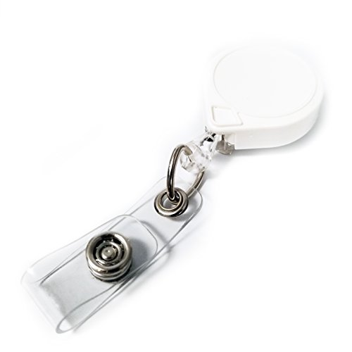 KEY-BAK MINI-BAK I.D. Badge Retractable Reel with 36