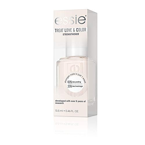 essie treat love & color nail polish & strengthener, nude mood, 0.46 fl. - Essie Color