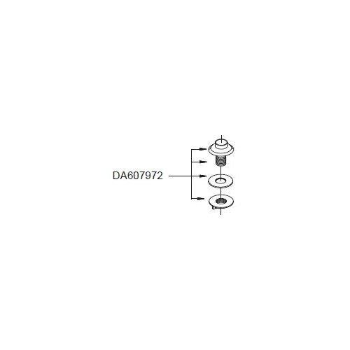 Danze DA607972 Side Spray Holder Assembly, Chrome by Danze