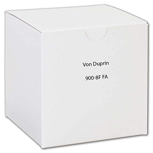 Von Duprin 900-8F-FA 8 Fuse Protected Outputs w/ Fire Alarm Relay