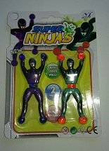 Super Ninjas Wall Crawlers - Perfect for Christmas!