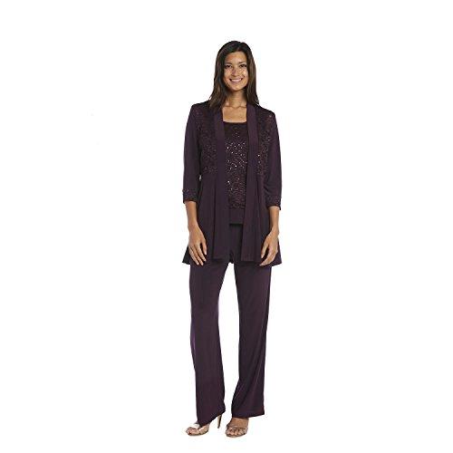 R&M Richards Mother Of The Bride Formal Pants Suit