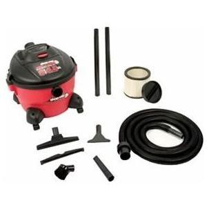 ShopVac 5870800 Bull Dog 4.5 HP Wet/Dry Vacuum with 8 Gallon Plastic Tank by Alert (Image #1)
