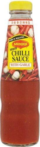 - Maggi Chilli Sauce with Garlic (305g)