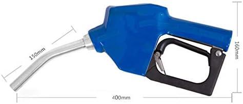 Boquilla Manual//Autom/áTica Pistola de Combustible para Autom/óVil TOOGOO Boquilla Def//AdBlue Autom/áTica de Acero Inoxidable NPT de 3//4 Pulgadas con Bomba de Transferencia Giratoria Def