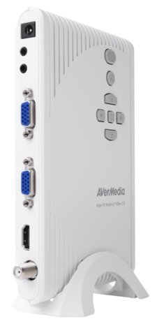AVERMEDIA A200P - AVerTV Hybrid TVBox 13. Your monitor becomes a TV. You can watch by AVerMedia