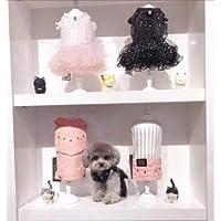 Acturen White 4PC Wood Model Rack Pet Mannequin Rack, Cat Dog Clothes Pet Display Hangers Supplies Animal Mannequin 4pcs/lot cf539