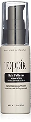 TOPPIK Travel Hair Fattener Advanced Thickening Serum, 1 Oz