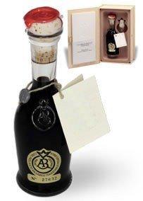 Traditional Balsamic Vinegar of Reggio Emilia PDO ''Golden Seal'', 3,5 oz. Least 25 years old + glass tic by Azienda Agricola Lucenti - Castellarano (RE) - Italy (Image #6)