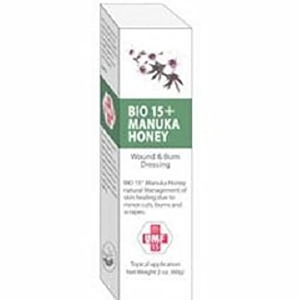 Pacific Resourc: Bio 15 +Manuka Honey Wound Care, 2 oz by Pacific Resourc Palko hfs-koi-zk-a9468