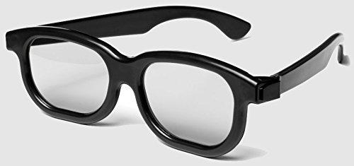 rapporto qualità-prezzo diventa nuovo ampia scelta di colori e disegni 5 x Occhiali 3D polarizzati passivi home cinema per vedere ...