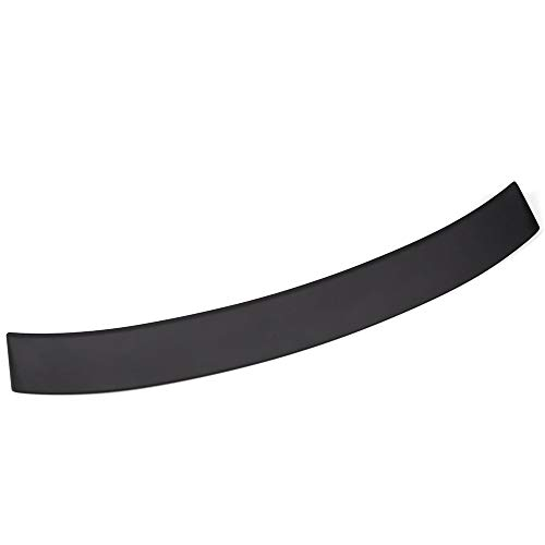 Gplus New Trunk Spoiler Fits for Toyota Corolla 2009-2013 |Unpainted ABS Black Car Exterior Rear Wing Window Visor Tail Roof Top Lid