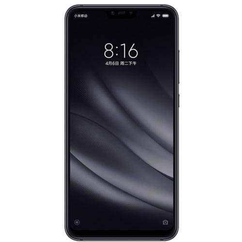 Xiaomi Mi 8 Lite Smartphone 15 9 cm 6 26 2280 x 1080 Pixeles 6 GB 128 GB 12 MP Negro