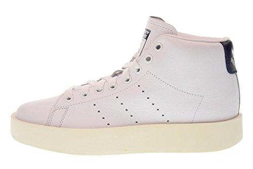 bleu Femme ftwbla Ftwbla Blanc Stan De Smith Bold Chaussures Maruni Fitness W Multicolore Marine Mid Adidas gHqBxPAw