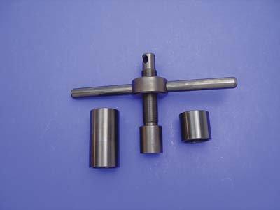 V-Twin Manufacturing Big Twin Sprocket Shaft Bearing Installation Tool 16-0140
