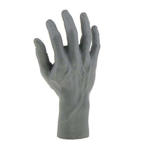 SONONIA ハンドマネキン ハンドトルソー 手の模型 男性 ハンド マネキン ジュエリー 展示 右手 1個入り