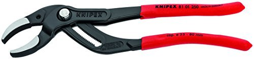 Knipex Tools 81 01 250 SBA 10 Pipe and Connector Pliers [並行輸入品] B078XL4XJ6