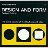 img - for Design and Form: The Basic Course at the Bauhaus and Later by Johannes Itten (1975-01-01) book / textbook / text book