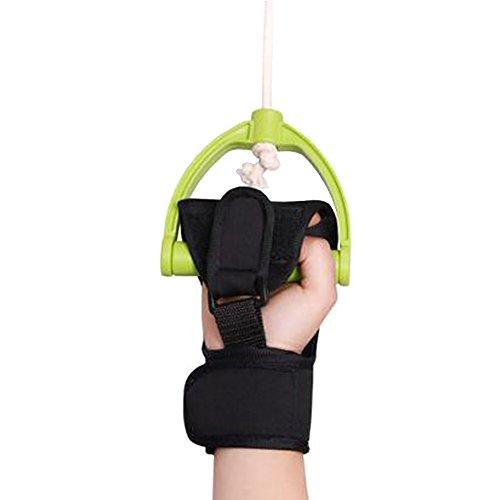 Enshey Rehabilitation Training Gloves Finger Splint Brace Ability Finger Gloves Brace Elderly Fist Stroke Hemiplegia Finger Anti-Spasticity Rehabilitation Auxiliary Training Gloves by Enshey (Image #7)'