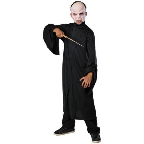 Harry (Voldemort Costume Child)