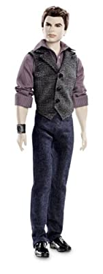 Barbie Collector The Twilight Saga: Breaking Dawn Part II Emmitt Doll