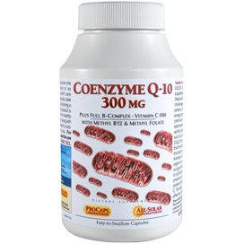 CoEnzyme Q-10 300 mg 240 Capsules by Andrew Lessman