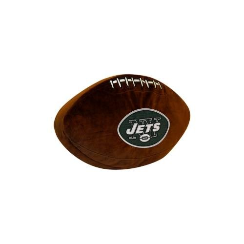 NFL New York Jets 3D Sports Pillow