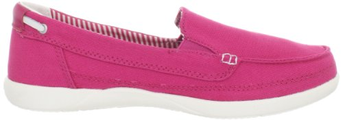Loafer Crocs Oyster Raspberry Walu Canvas Women's q4wzTZ