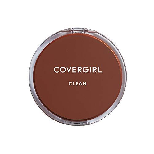 (CoverGirl Clean Pressed Powder Tawny (N) 165, 0.39-Ounce Pan (Pack of)