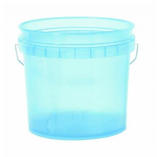 LEAKTITE 3GLTB 3-1/2-Gallon  Blue Plastic Pail