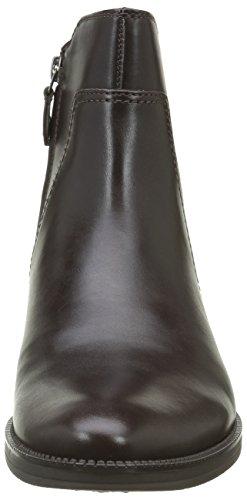 Geox D-Mendi Stivali a, Botas Chelsea para Mujer Braun (COFFEEC6009)